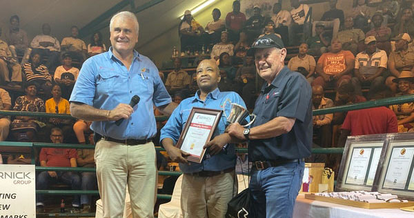 Sernick hosts successful emerging farmers day and graduation ceremony