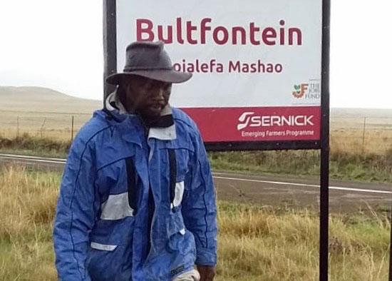 Lengau Mothiane – Herd boy now director of his own business
